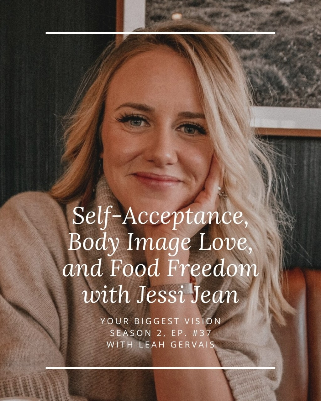 Hear Jessi Jean, entreprenuer and food freedom coach, who helps women stop binge eating and heal their relationship with food and their body!