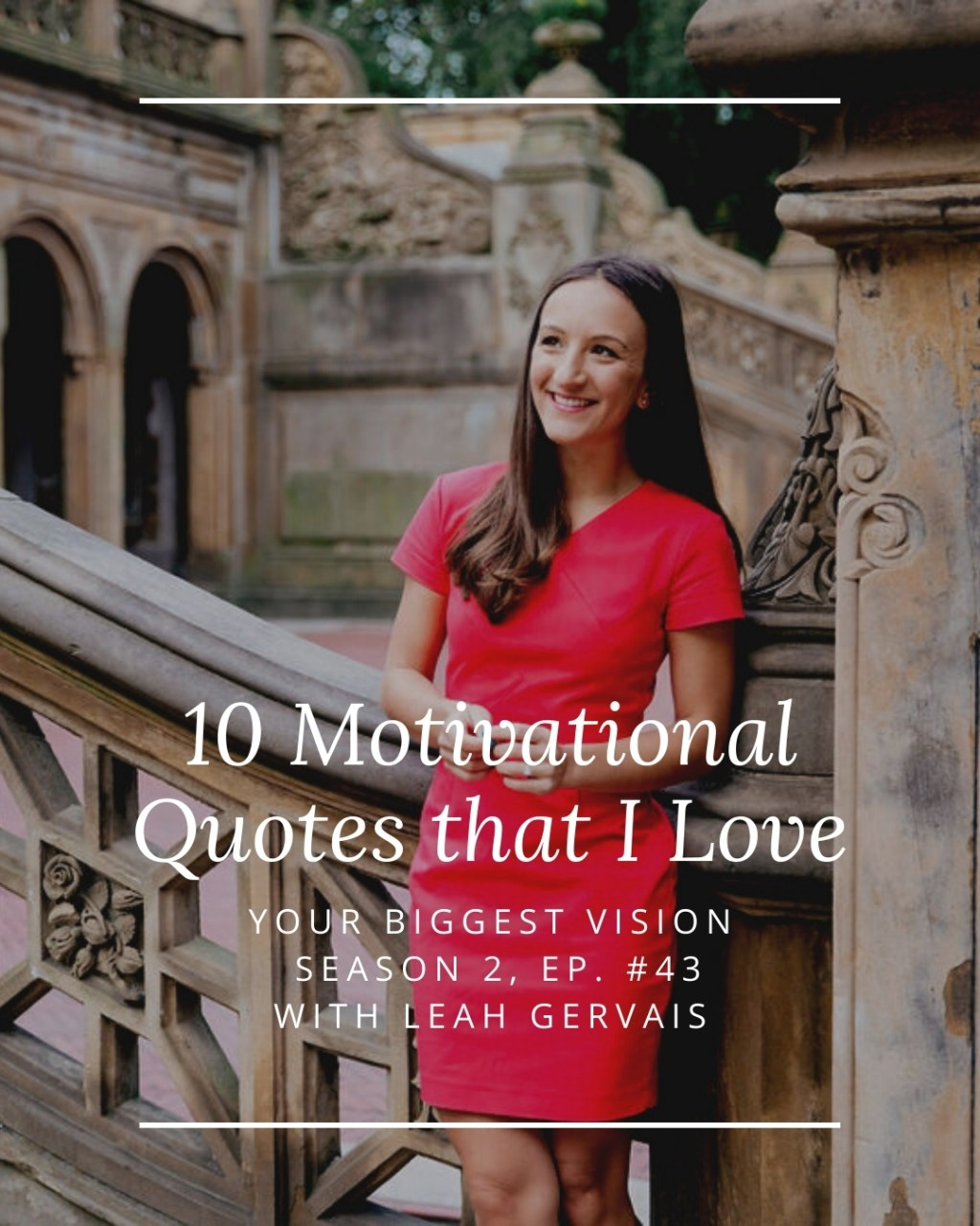 Today I am sharing with you 10 motivational quotes that have served me at different times throughout my entrepreneurial journey.