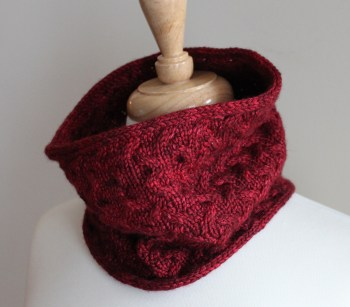 Royal Cowl in Tart