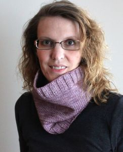 Sugar Plum Cowl