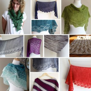 Eligible Shawl Patterns