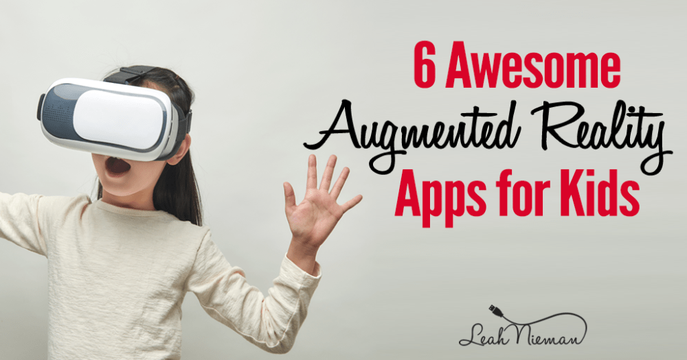Augmented Reality Apps for Kids