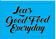 Lea's Good Food Everyday airs on Smash TV