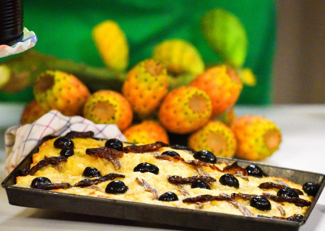 Pissaladière as seen on ONE TV this week