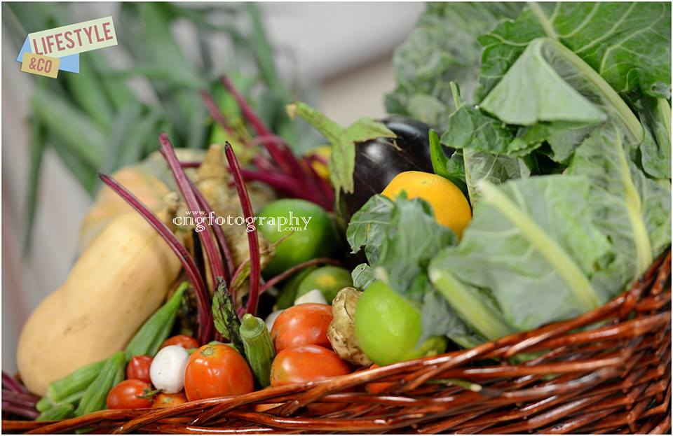 Organic Fruit and Vegetables from Barbuto