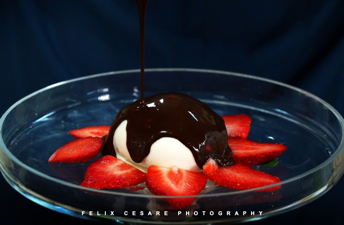 burrata dark chocolate goodfoodeveryday