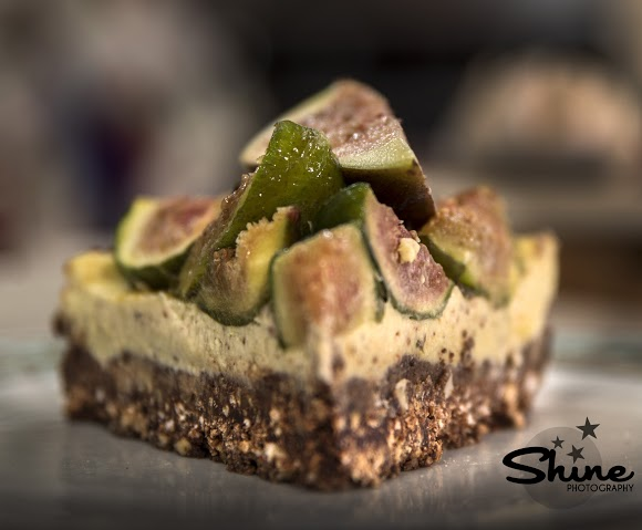 fig cheesecake shine