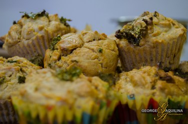 Sweet potato and kale muffins goodfoodeveryday