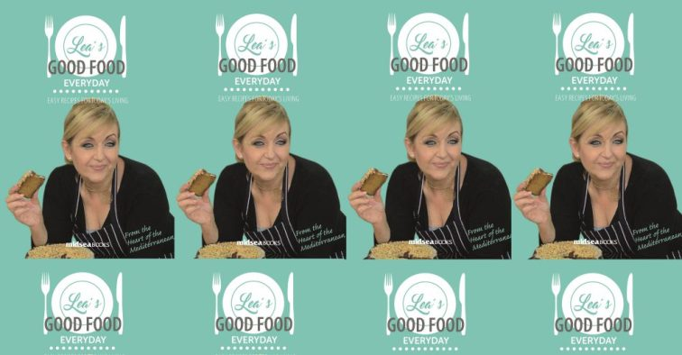 Lea's Good Food Everyday is available via Midsea and in most bookshops