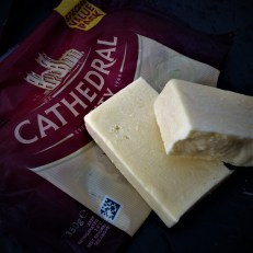 Cathedral Cheddar is full of flavour
