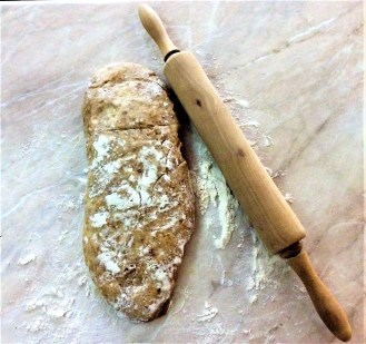 maltese figolli preparation rolling pastry using novibloc