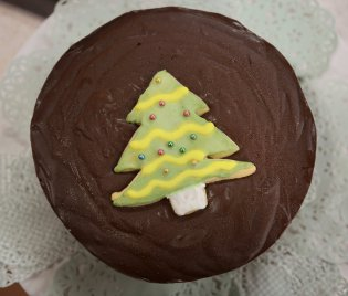 Christmas Tunis Cake From The Heart Of The Mediterranean