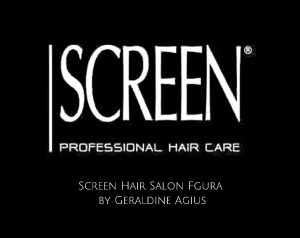 Screen Hair Salon Fgura by Geraldine Agius
