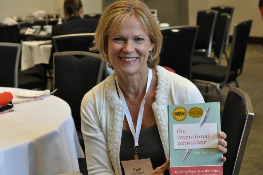 Profiling Someone I Admire: Patti DeNucci