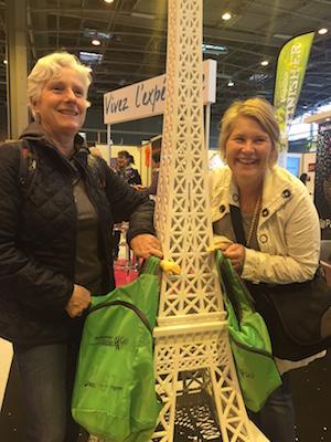 Expo Eiffel Tower
