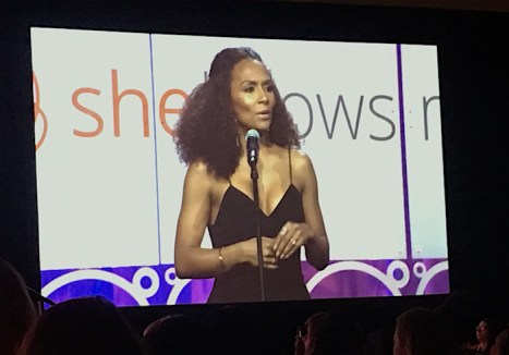 Janet Mock BlogHer 2017