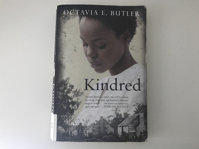 Cover of Austin Public Library book Kindred by Octavia E. Butler