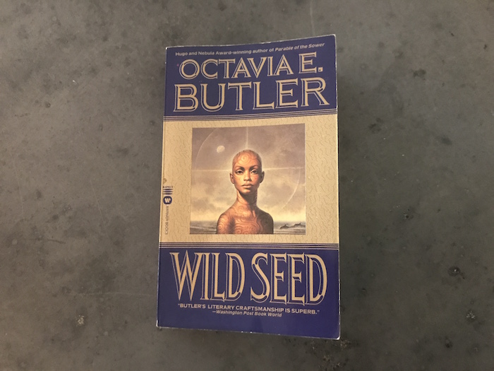 Cover of Wild Seed by Octavia E. Butler