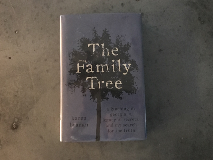 Cover of The Family Tree by Karen Branan