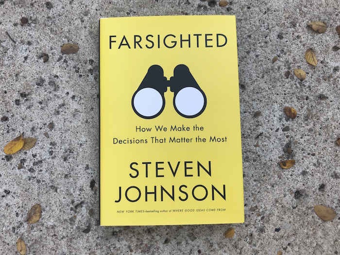 Nonfiction book by Steven Johnson Farsighted