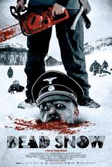 Poster Dead Snow Dod sno