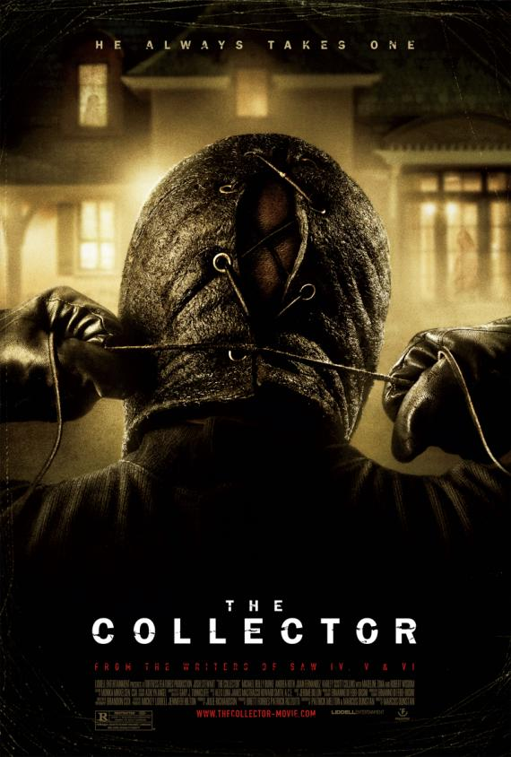 Poster Photo The Collector