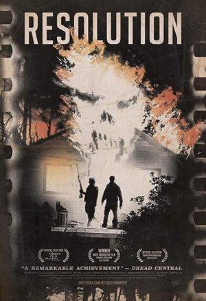 movie poster Resolution 2012