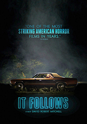 movie poster It Follows (2014)