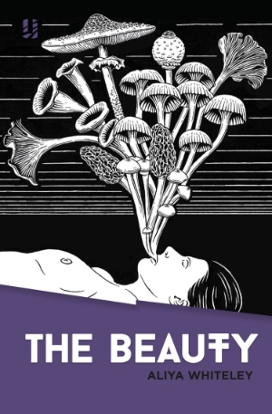 book cover The Beauty by Aliya Whiteley