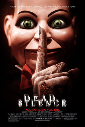 movie poster Dead Silence 2007
