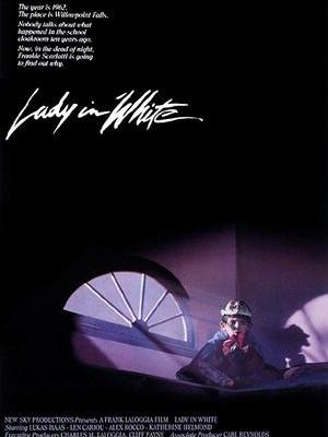 movie poster Lady in White 1988