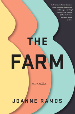 book cover the farm by joanne ramos