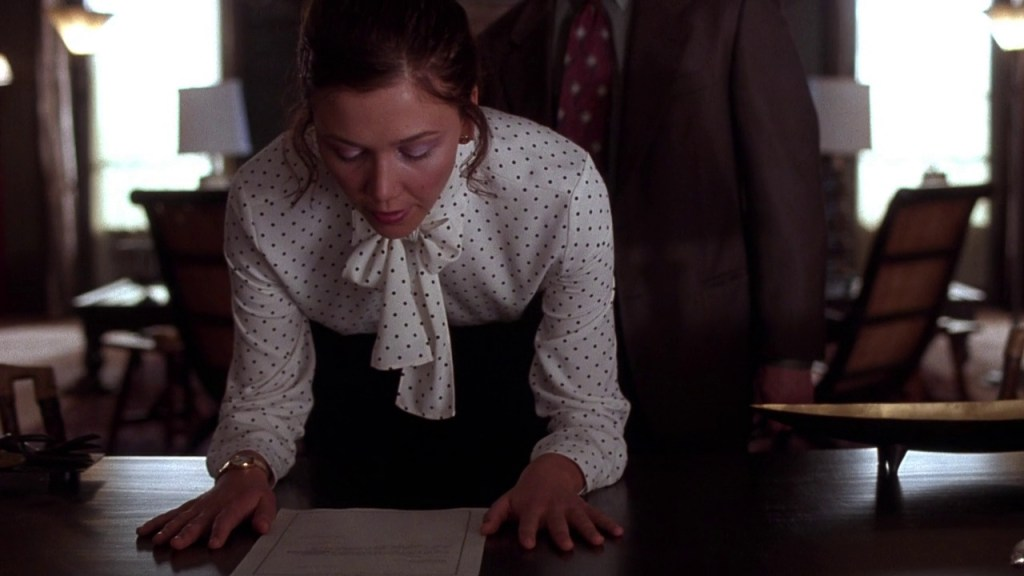 screenshot Secretary 2002 movie source IMDb