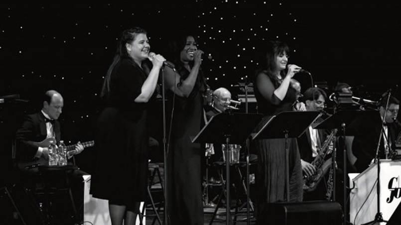 Lindsay Holler, Aisha Kenyetta, Leah Suarez; image by Audra Rhodes