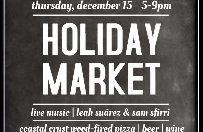 Holiday Market @ Vintage Café - Mt. Pleasant, SC