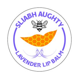 Proof 180449 SLIABH AUGHTY Lip Balm 34mm 30mm RWC 176692