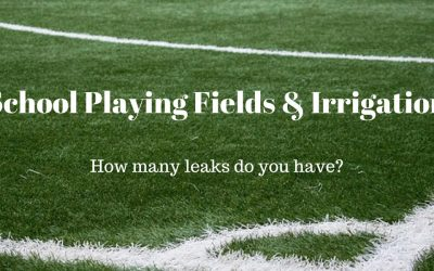 School Playing Fields and Irrigation