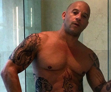 Watch Online |  Vin Diesel Nude – FULL Collection of Pics & Videos!