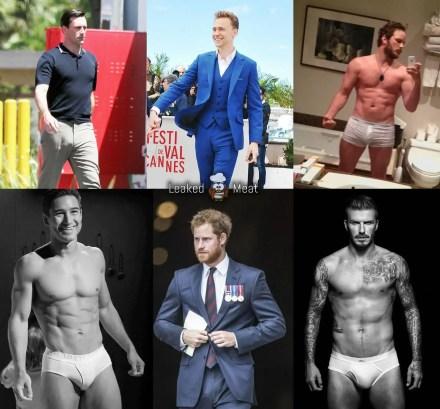 Watch Online    Male Celeb Underwear & Best Cock Bulges (140 pics)