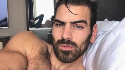 Watch Online |  Nyle DiMarco Nude Pictures & Bulging Cock Underwear