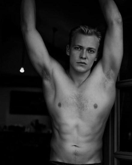 Watch Online |  Julius Nitschkoff Nude Pics & Uncensored Cock Videos!