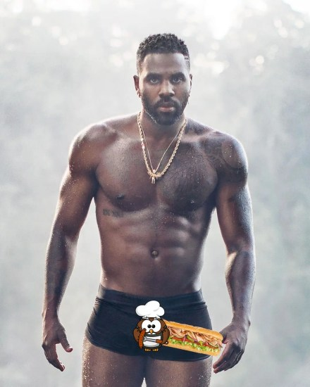 Watch Online |  Jason Derulo Nude Pictures — His Monster Cock Exposed!