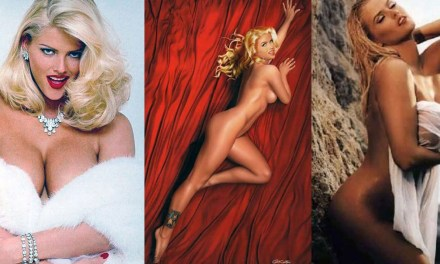 Watch Online Latest Anna Nicole Smith Nude Scenes & Leaked Porn Video – Celebs News