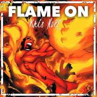 Kris Noel | Flame On | @whoiskrisnoel
