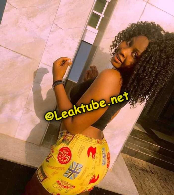 Nudes Of Martins Onyinye AKA Shoko Brown 06 Leaktube.net