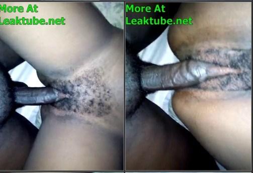 Ghana Mampong SHS Girl Abigail Skip School To Enjoy Dick Leak