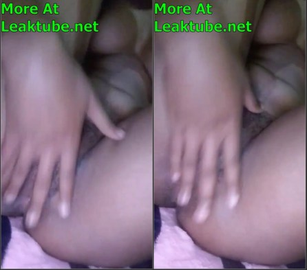 South Africa Mzansi Teen Karabo Display Her Amazing Body And Tight Pussy Leak