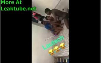 Nigeria Level 100 Students Of Lautech Gala Sextape Video Leaked Leak