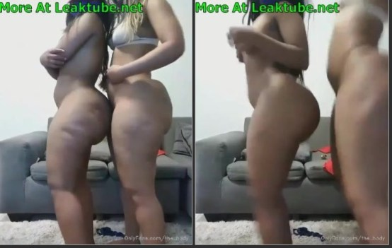 Onlyfans Video Watch Big Booty Goddess @Xoli And Bestie @TheBody Live Action Leak
