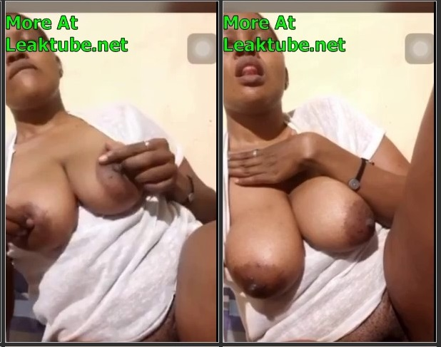 Exposed 17minutes Masturbation Video of Horny 34Year Old Woman Leaked Leak